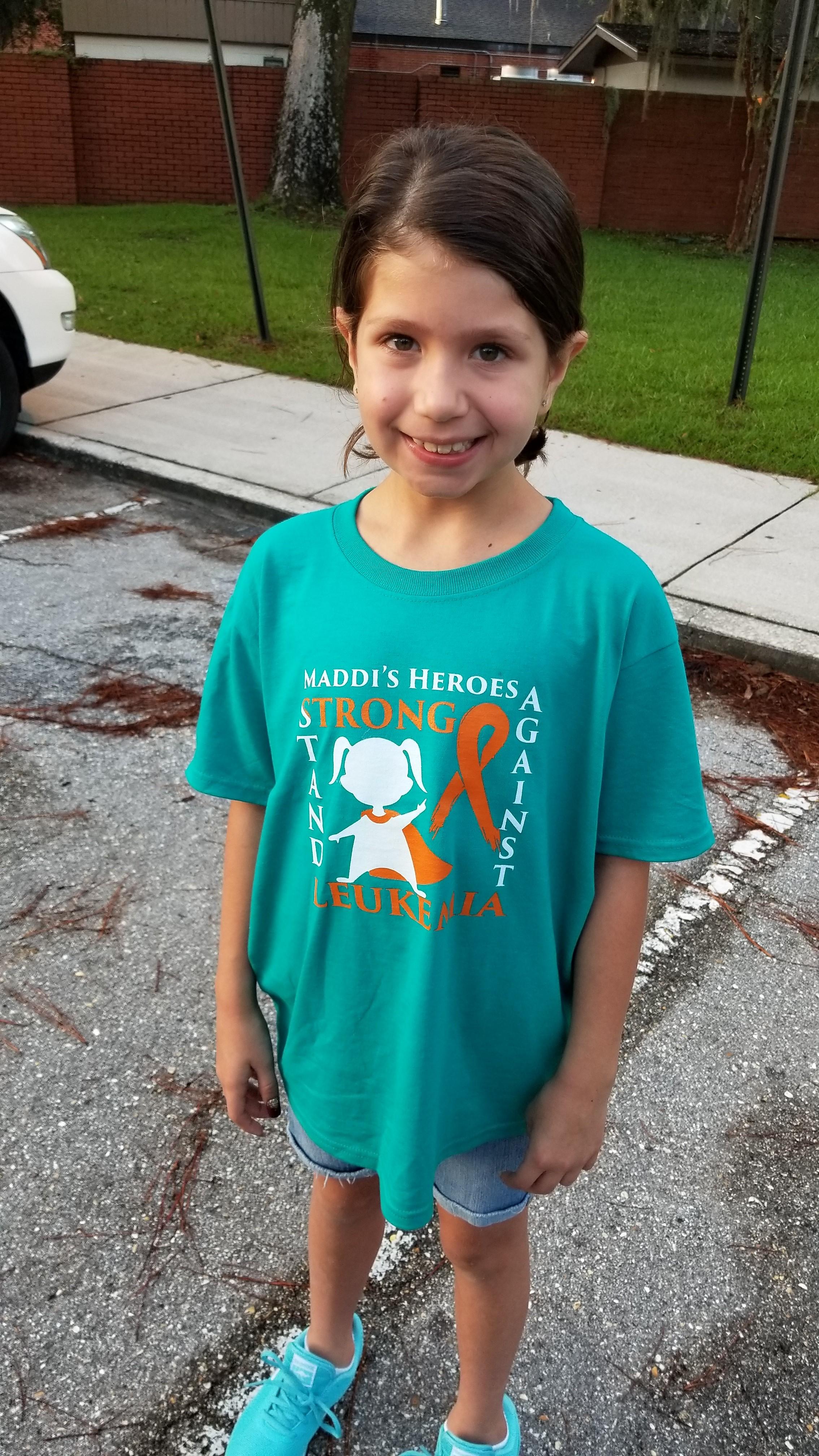 Maddis Heroes youth Shirt
